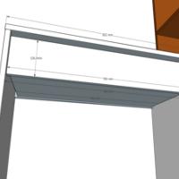 3D stůl